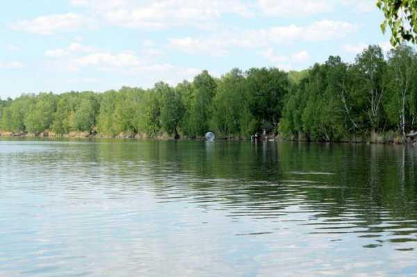 курганские озера рыбалка